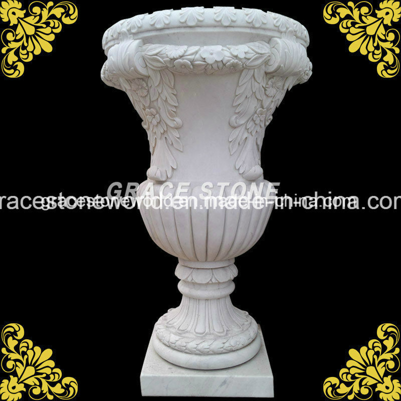 Garden Stone Flower Pot (GS-FL-111) pictures & photos