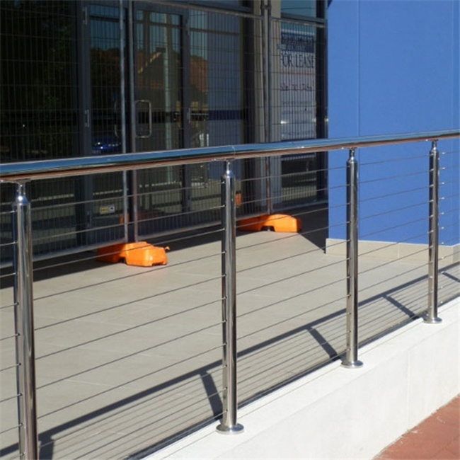 China Cable Wire Railing or Stainless Steel Wire Mesh ...