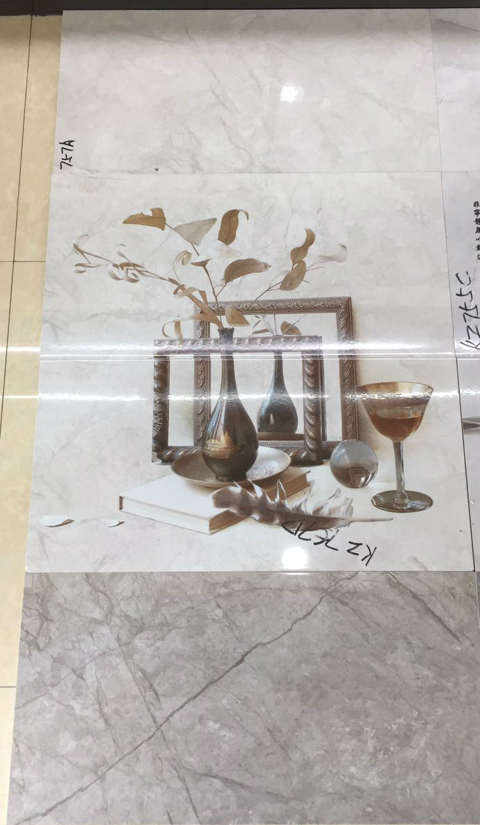 China 2399A 300X600 Kitchen & Bathroom Ceramic Glazed Wall Tile ...