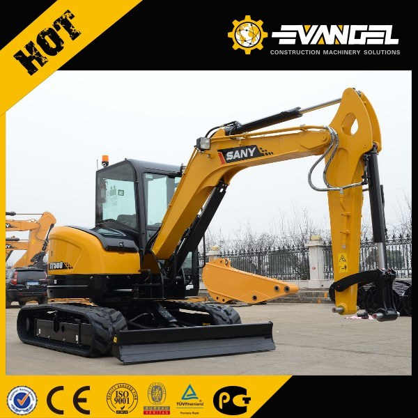 Sany 5ton Small Digging Machine Sy55u pictures & photos