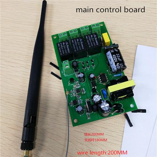 China Fireplace OEM PCB Board - China Fireplace Board ...