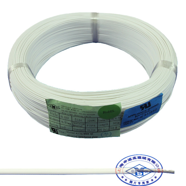 China UL 1213 PTFE Teflon Insulated Electronic Heating Wire Photos ...
