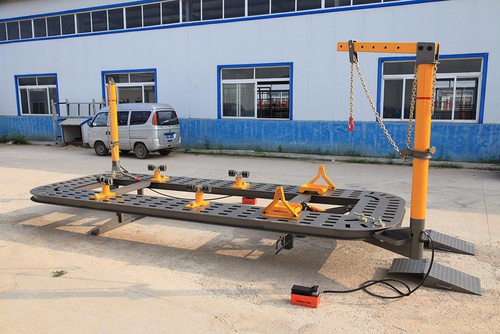 China Garage Equipment Car Frame Straightening Auto Body Frame ...
