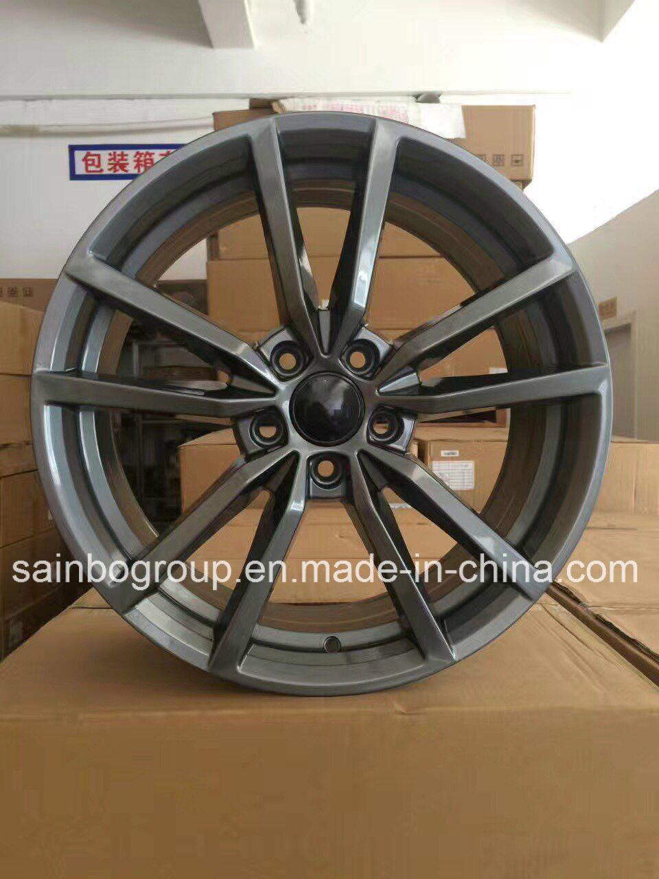 China 17 18 19inch Replica Wheels Rims For 2015 Vw Golf R China 2015 Vw Golf R Wheels Vw Wheels