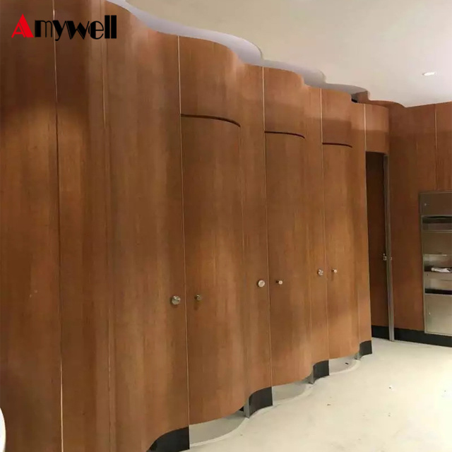 China Amywell Wild Cherry Quite Health Solid Phenolic Bradley Toilet Beauteous Bradley Bathroom Partitions Property