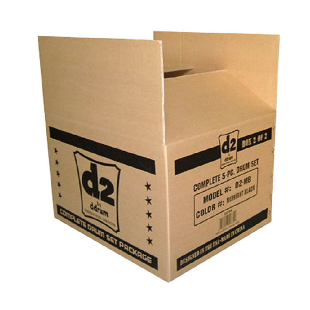 Custom Paper Carton Packaging Box Moving Box File Box for Shipping