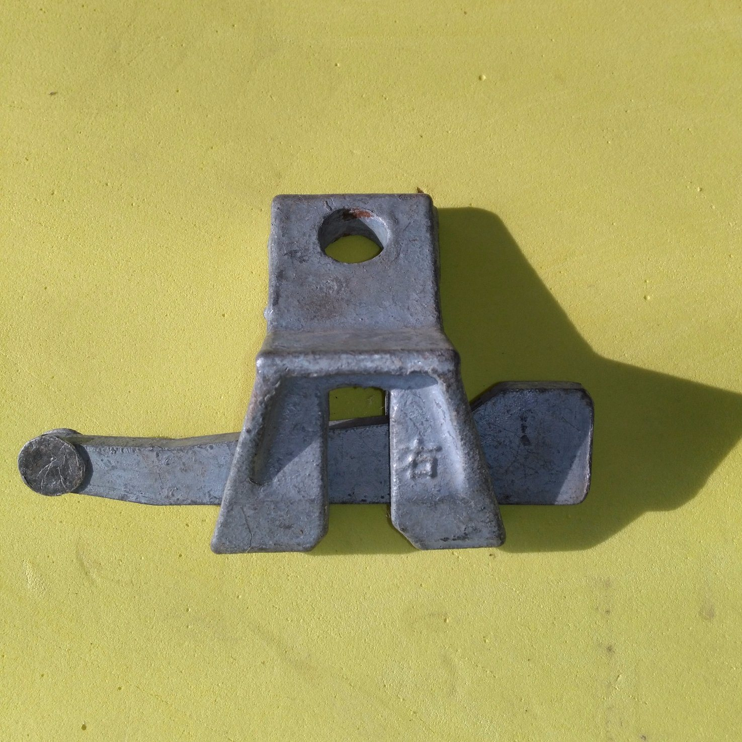 Ringlock Scaffolding Parts/Ledger Head/L/R-Ledger Head