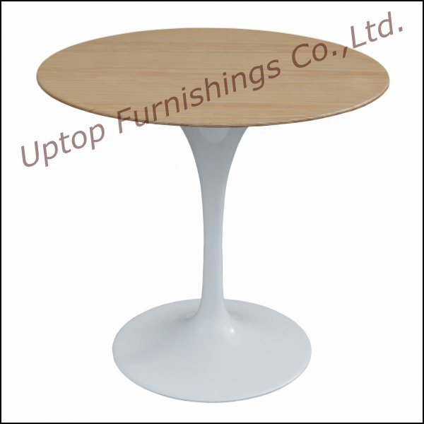 China Elegant Round Wood Top Tulip Table For Sale (SP GT389)   China Tulip  Table, Tulip Table Base