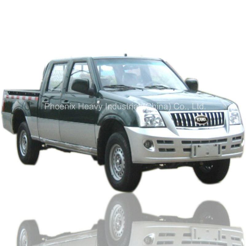 Low Price 4X4 Pickup Truck with Euro4 Diesel Engine