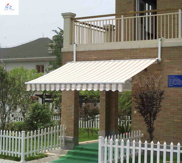 Hz-Zp71 Awning Telescopic Awning Retractable Canopy Stretch Tent Folding Arm Awning Folding Awning pictures & photos