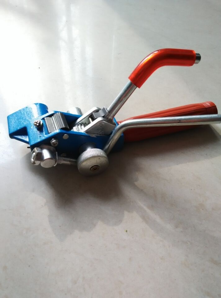 China Automatic Cable Tie Tools/ Stainless Steel Strap Tools - China ...