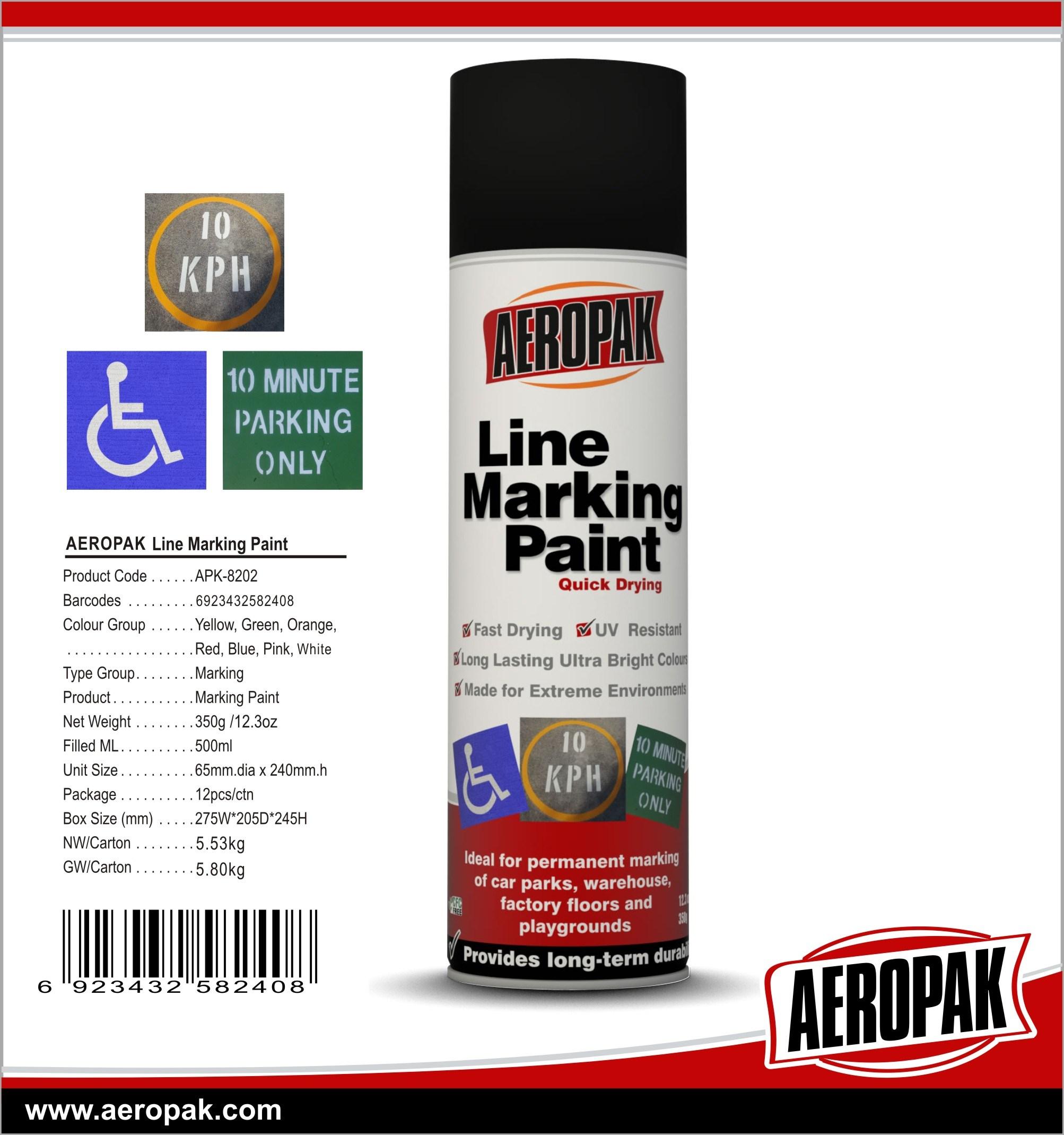[Hot Item] Hot Sale Survey Line Marking Spray Paint