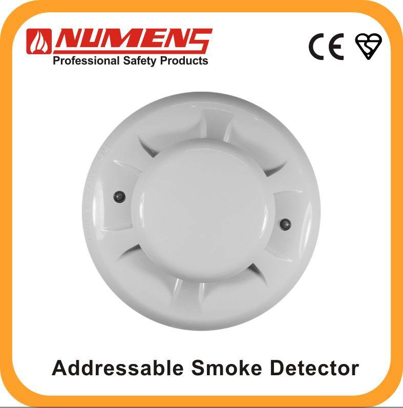 En/UL Addressable Smoke Detector, Fire Alarm (SNA-360-S2)