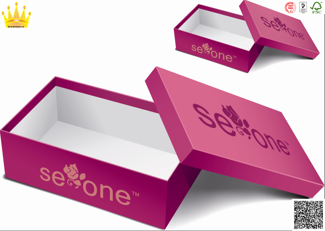 Shoe Sorage Box/Paper Shoe Box/Shoe Storage (mx-100)
