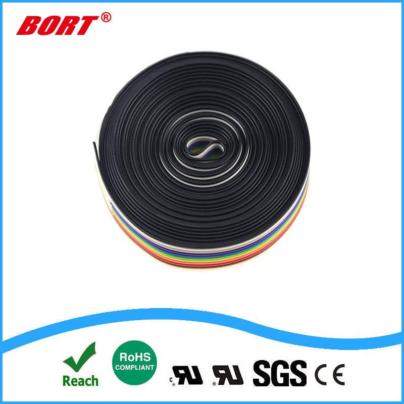 China Tinned Copper 24AWG 2 Pin Red Black Cable 300V PVC Insulated ...