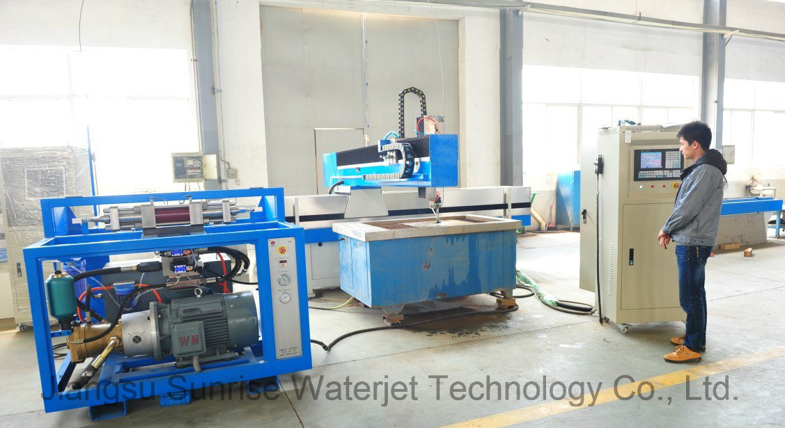 Small CNC Water Jet pictures & photos