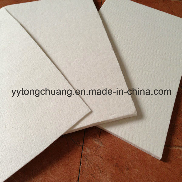 Ceramic Fiber Paper Thermal Insulation as Gasket Seal Separator Lining