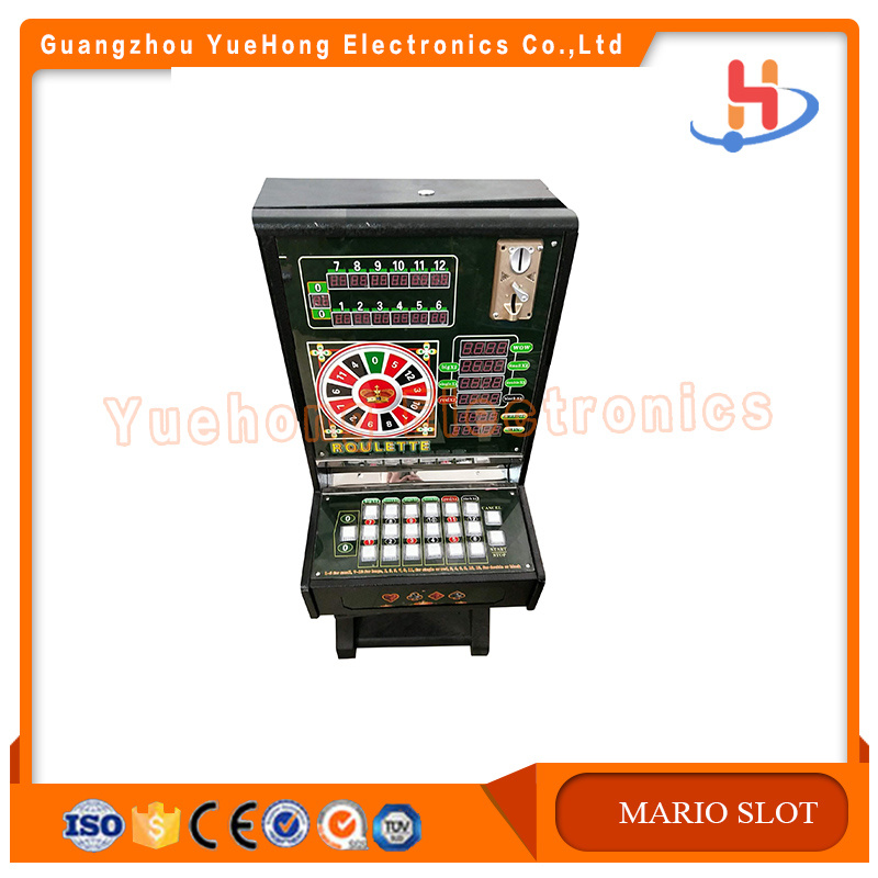 China Haiti Trugame Free Game Mini Roulette Slot Game Machine China Arcade Machine And Game Machine Price