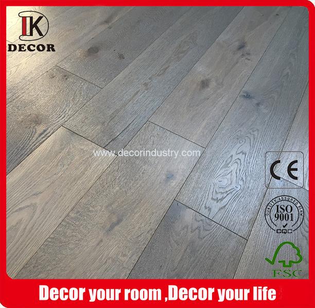 China Oak Wide Planks Engineered Wood