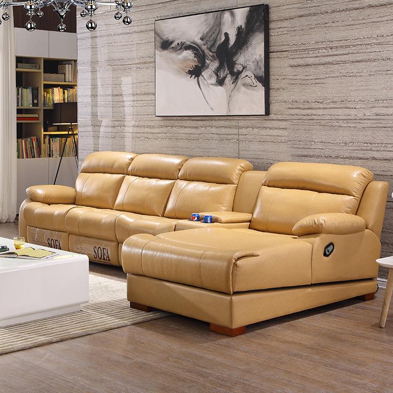 Modern Design Furniture Foshan Massage, Modern Recliner Sofa Design