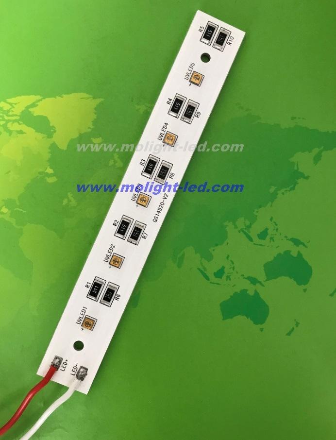 265nm 275nm 4W Deep UVC LED 32mW 40mW Diode 3535 3939 Lamp