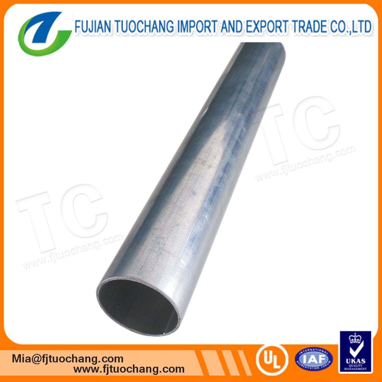 UL 797 Standard Steel EMT Electrical Conduit Pipe
