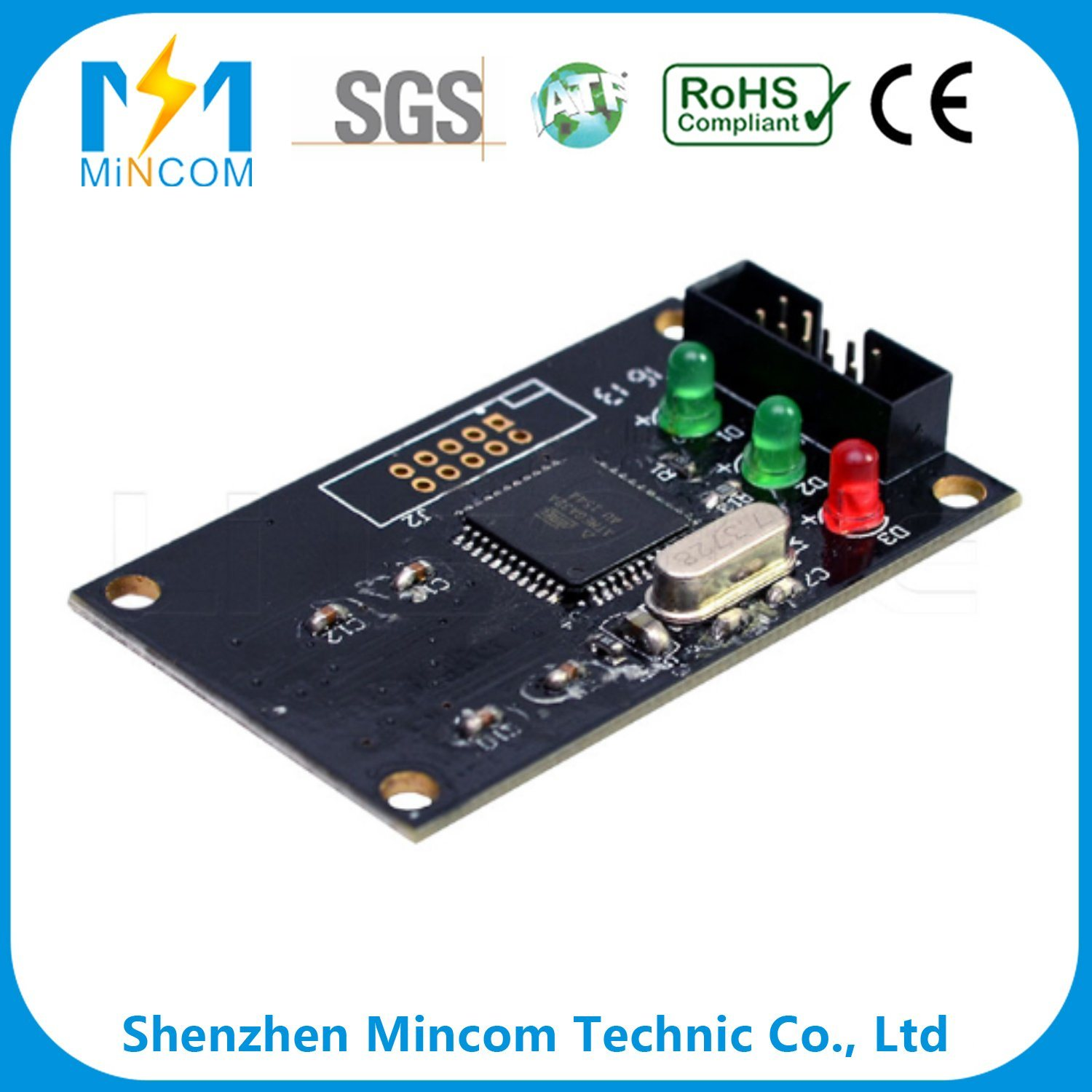 china single sided aluminum printed circuit board pcb with high