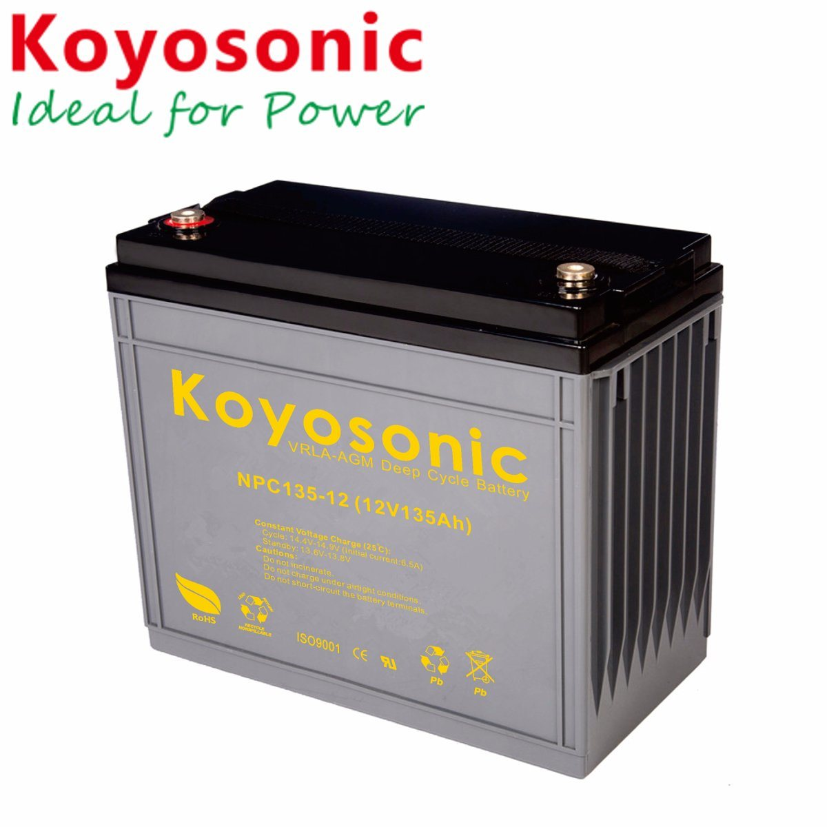 12V 18AH Replacement for Ryobi Mower Rider 12V 18Ah Lawn and Garden Battery VICI Battery VB18-12