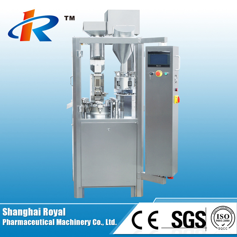 Njp-400 Small Automatic Hard Gelatin Capsule Filling Machine