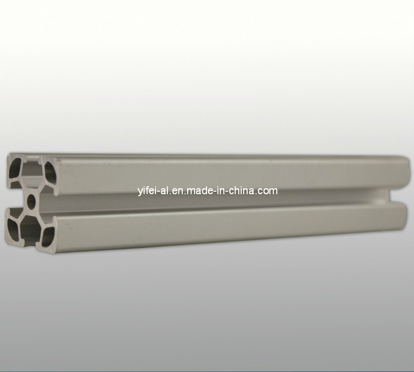 Aluminum/Aluminium Alloy Extrution Anodized Pneumatic Profile for Cylinder pictures & photos