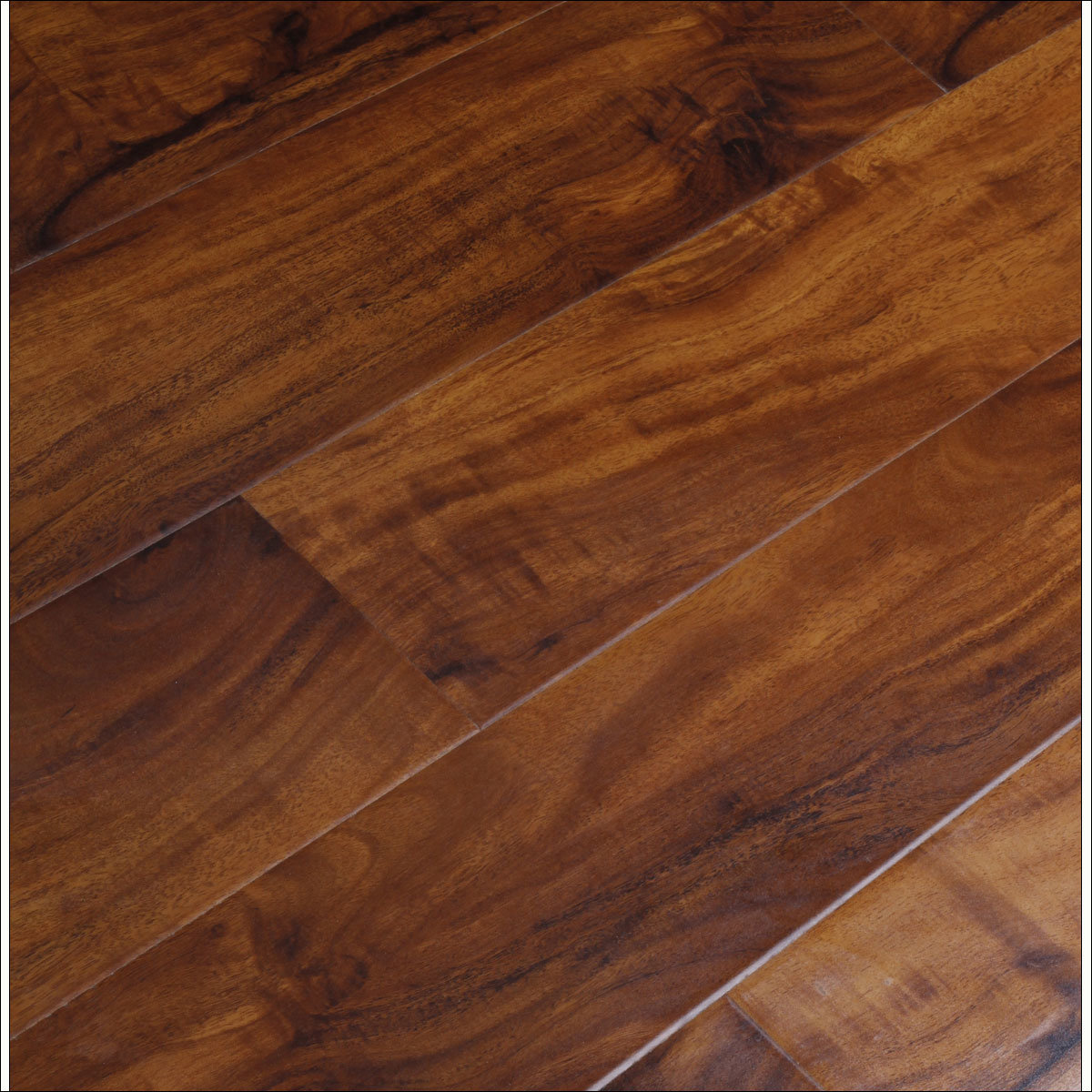 China 8 3mm 12 High Gloss U Groove Laminate Flooring Parquet