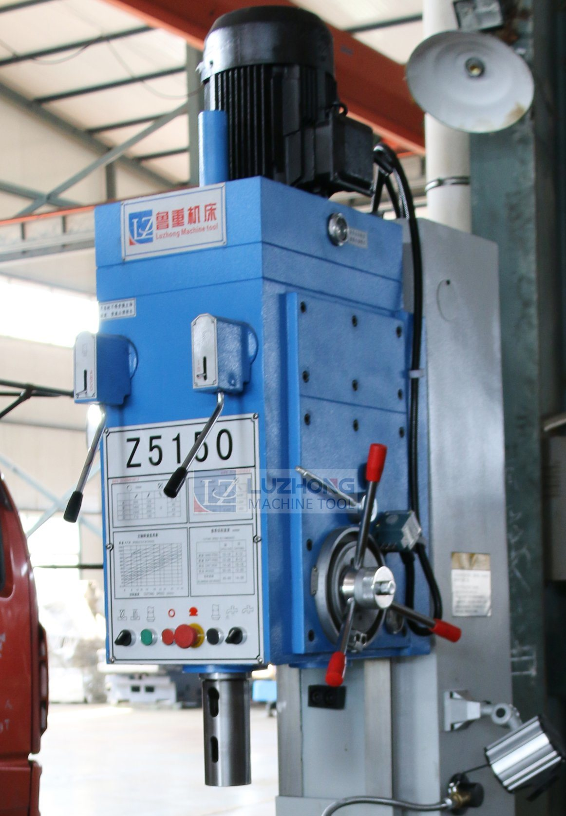 Stand Drilling Machinery Z5140 Z5150 Vertical Drilling Machine pictures & photos