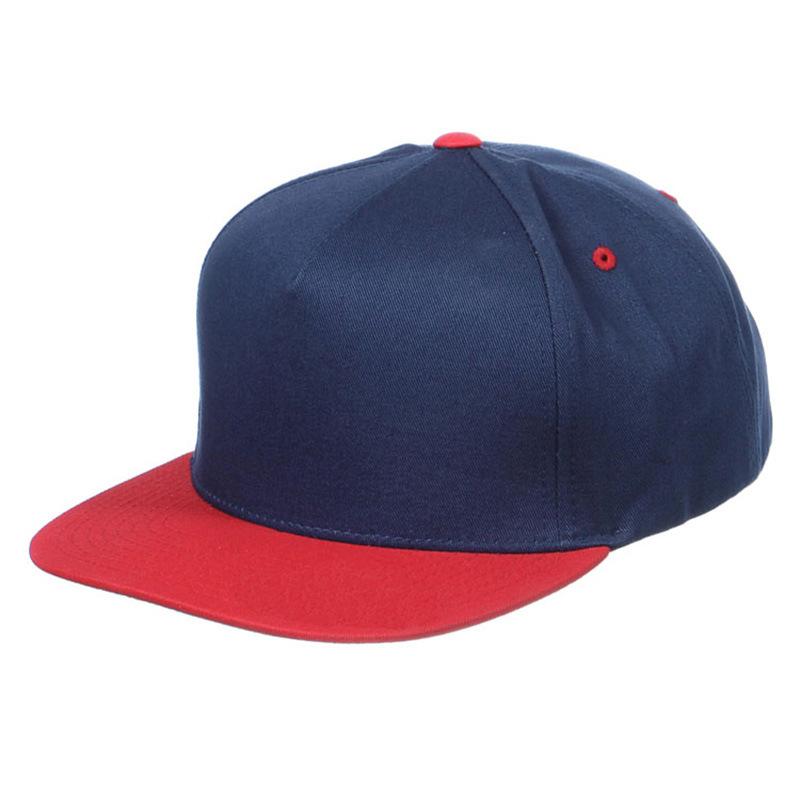 8f49c675ba7 China Wholesale Navy Blue Blank Plain Snapback Hats and Caps Photos ...