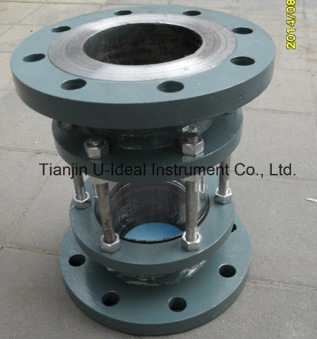 Cross Type/Bellows Tube Tubular, Flat Type, Rotator Wheel Sight Glasses Flow Indicator pictures & photos