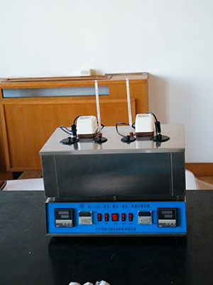 Solidifying, Pour, Cloud & Cold Filter Plugging Point Tester