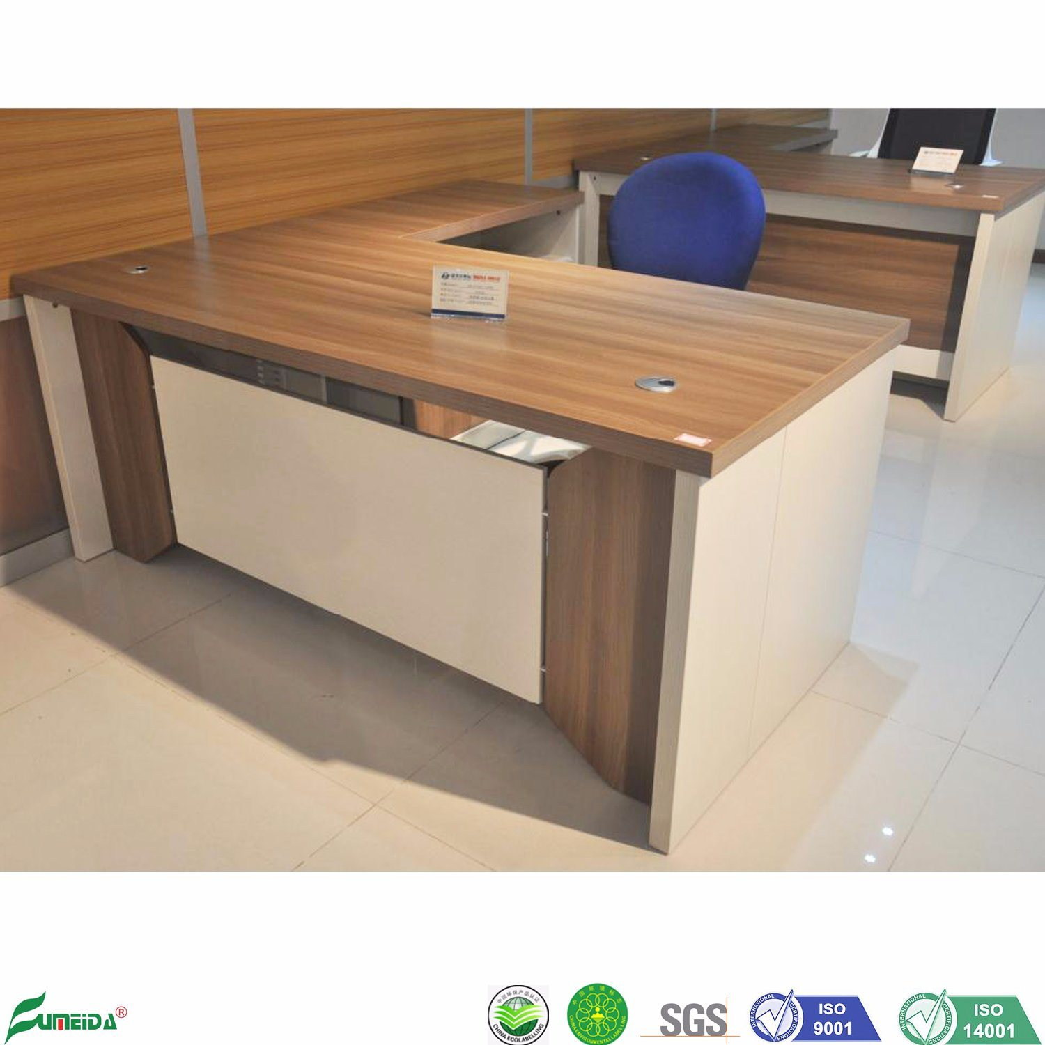 [Hot Item] Office Furniture Supplier Modern Cheap Office Table (AB9)