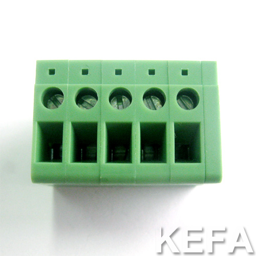 PCB Screw Terminal Block Connector pictures & photos