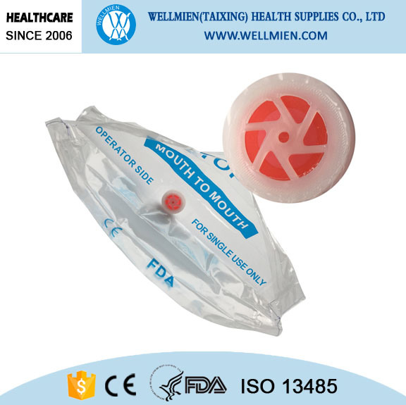cpr mask disposable