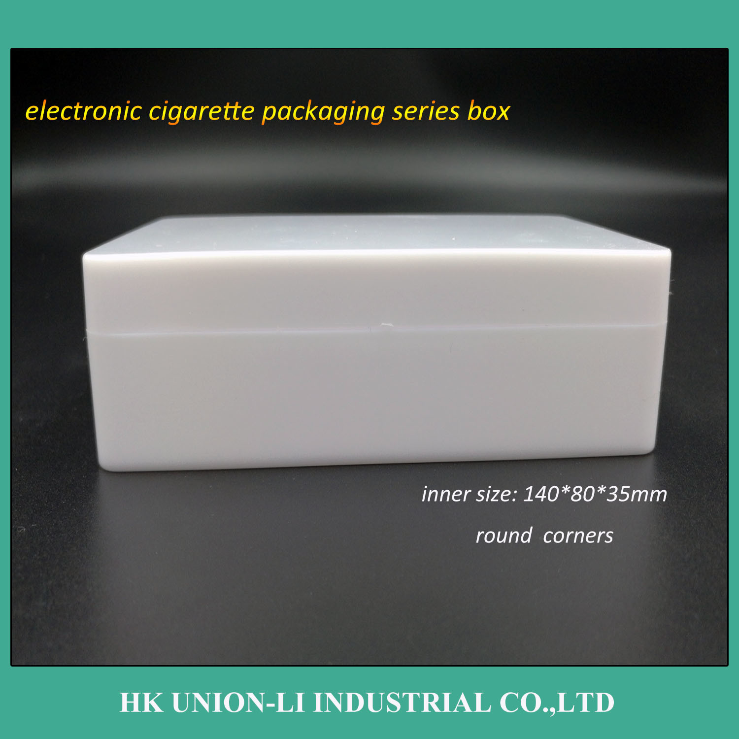 Electronic Cigarette Packaging Box for The Cigarette Accessories