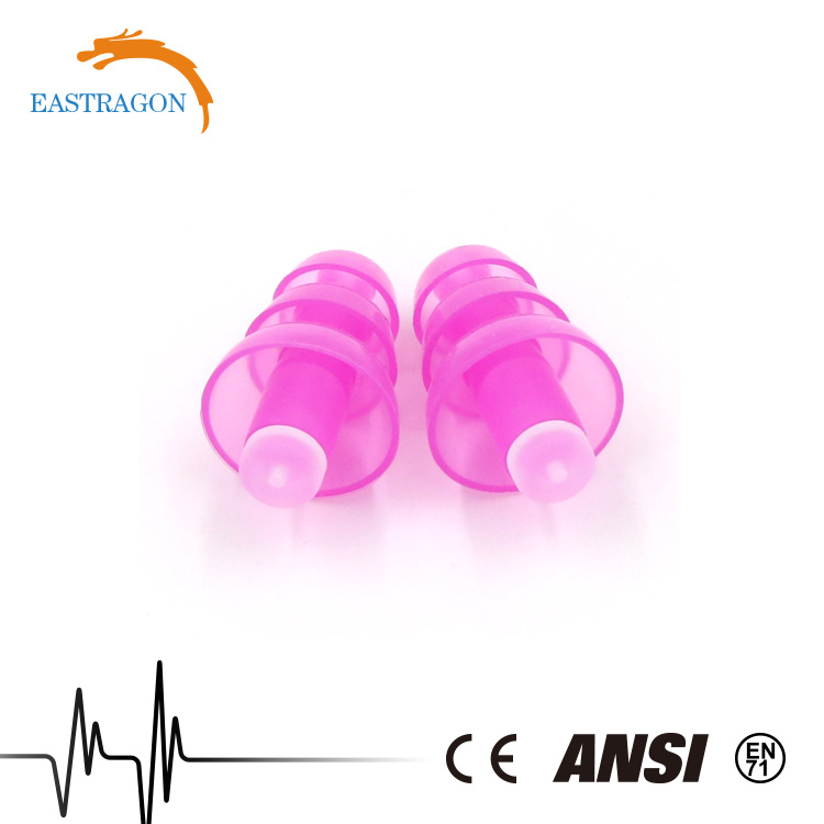 Comfortable Silicone Ear Plugs with Filter pictures & photos