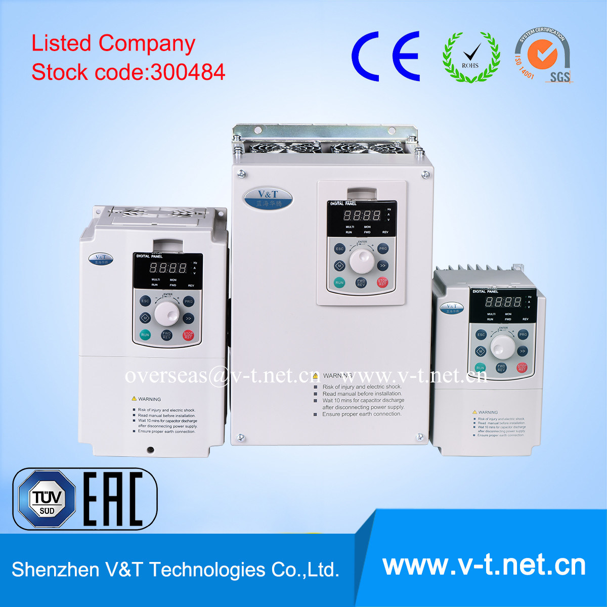 China Vt Triple Phase 380v 30kw Variable Frequency Inverter Ac Drive Circuit Power Energy Saver Easy Intall Vfd