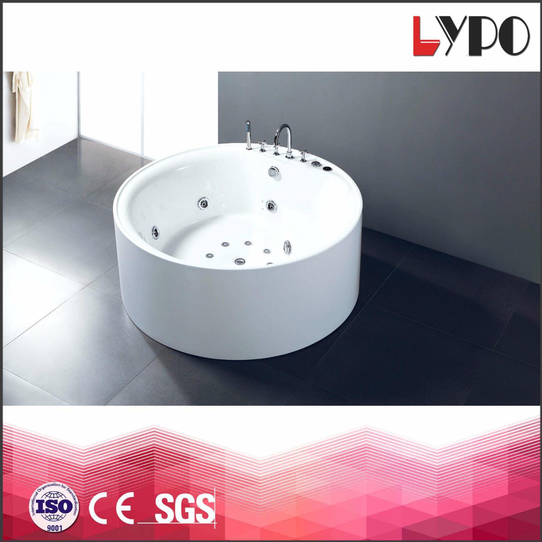 China K-8888c High Quality Round Shape Deep Bathtub Freestanding ...