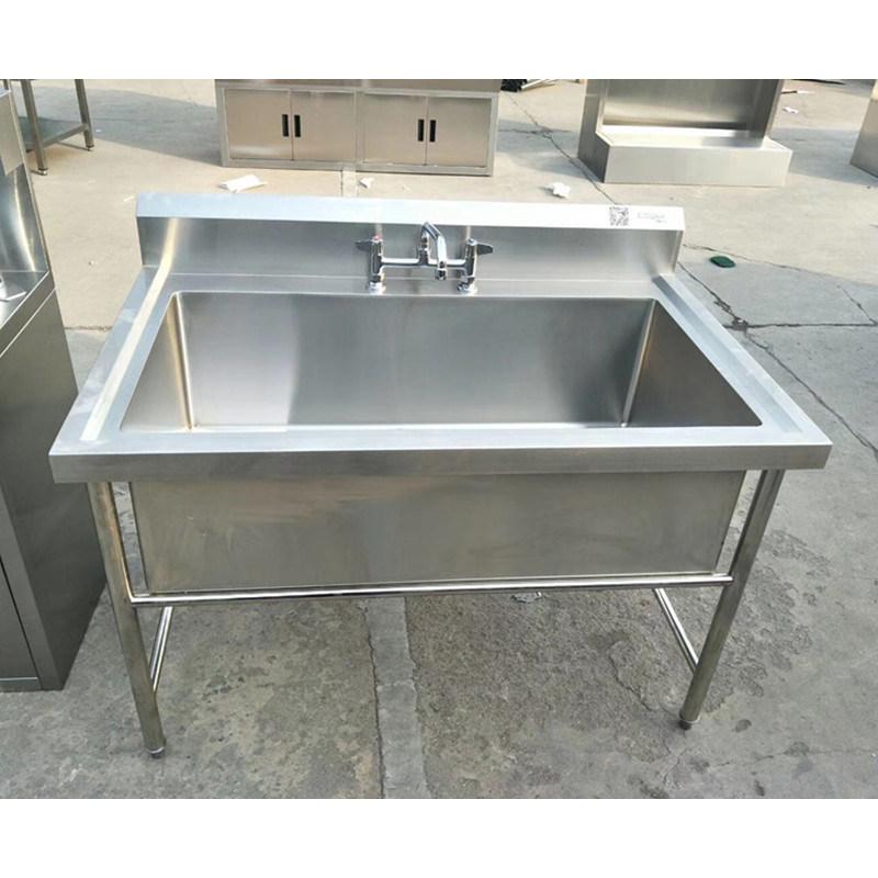 China Customized Kitchen Sink Cheap Restaurant Kitchen Sink Stainless Steel China Stainless Steel Kitchen Sink Small Hand Washing Sink