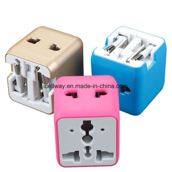 Universal Multi Function Wall Travel Charger Power Adapter with Us, EU, UK and Aus Plug pictures & photos