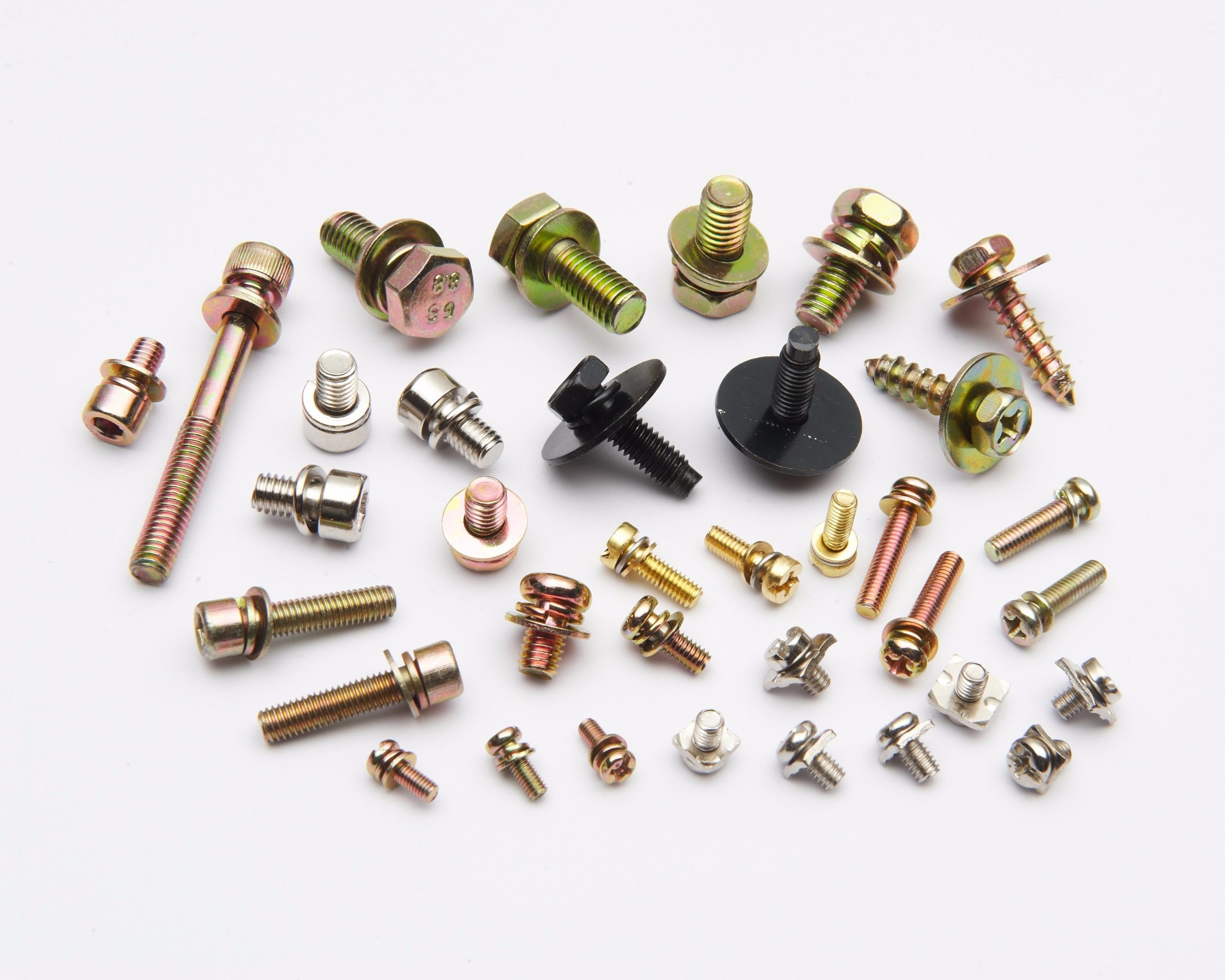 High Strength Steel, Hexagon Socket Countersunk Head Screws, Class 12.9 10.9 8.8, 4.8 M6-M20, OEM pictures & photos