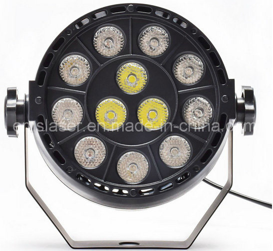 12PCS 1W LED Mini PAR Lights RGBW Stage Light Disco Party Light pictures & photos