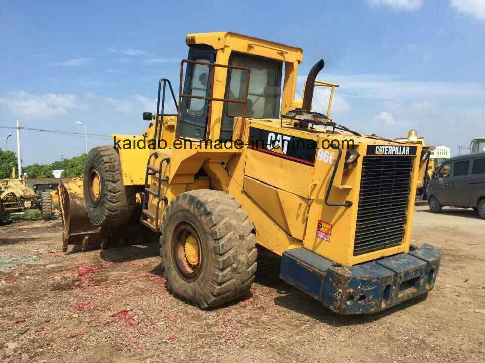 Used Cat 966e Loader, Caterpillar 966c, 966D, 966e, 966g Loader pictures & photos