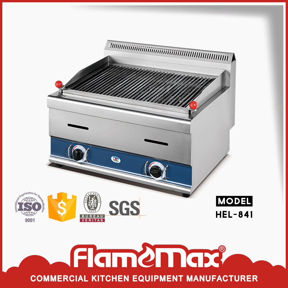 China Electric Lava Rock Grill (HEL-841) - China Lava Rock Gas BBQ ...