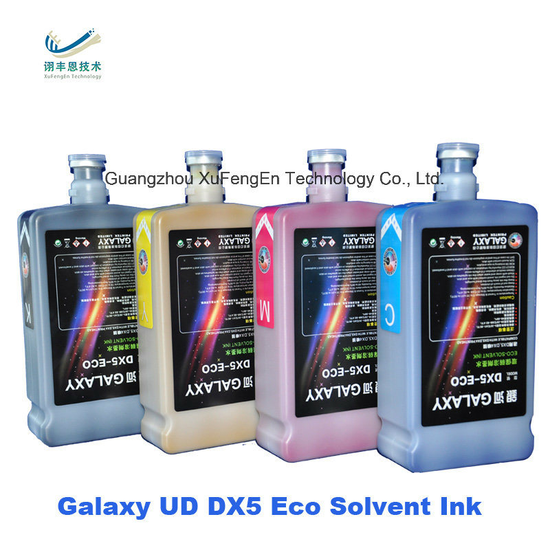 Free Shipping Wide Gumat Eco Solvent Ink for Digital Printing Machine