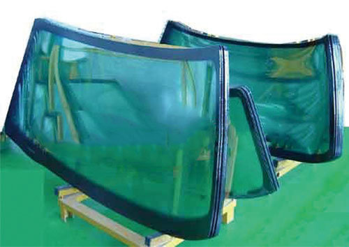 Laminated Front Windshield Auto Glass for Toyota Hiace Van 82-89